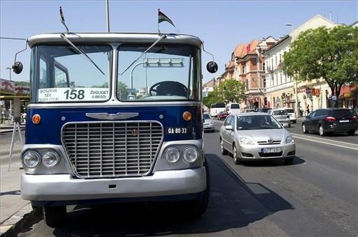 Új, magyar gyártású autóbuszokat vesz a Budapesti Közlekedési Vállalat | kép forrása: MTI/Illyés Tibor