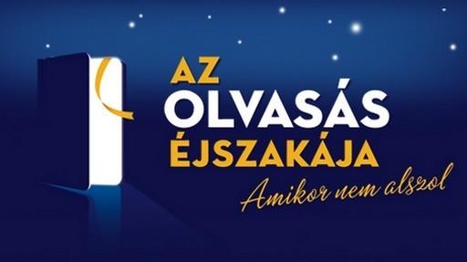 Az Olvasás éjszakája 2014 - Budapest