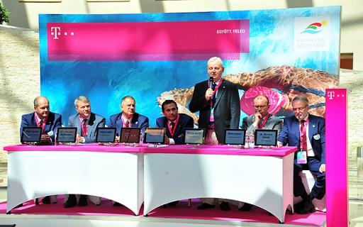 A 2021-es budapesti vizes vb-ről is beszélt Tarlós István | kép forrása: www.budapest.hu / Majtényi Mihály