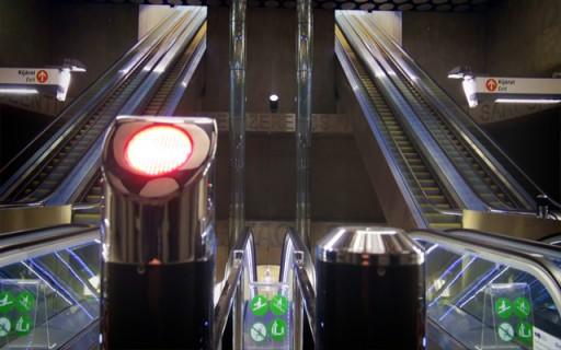 Az első napokban ingyenes az utazás a pénteken induló 4-es metrón   kép forrása: budapestvideo.hu / Hollós János
