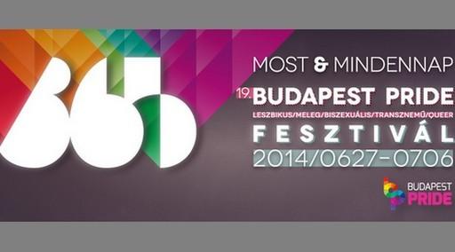19. Budapest Pride Fesztivál