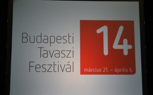 Négyszeresére nőtt a 2014-es Budapesti Tavaszi Fesztivál támogatása   kép forrása: www.budapest.hu /Sikó Zsuzsanna