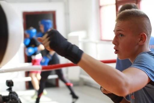Új teremben edzhetnek a Csepeli Box Klub sportolói   kép forrása: www.csepel.hu / Halászi Vilmos