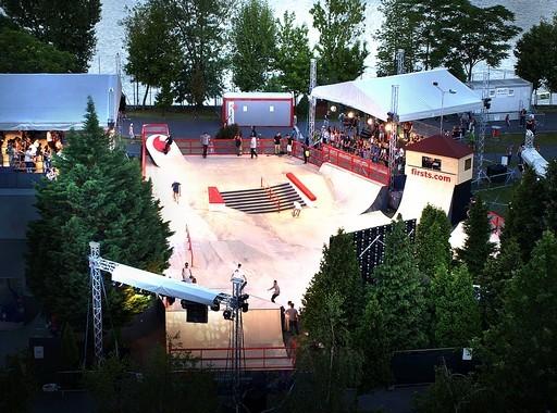 Megújult az óbudai Görzenál szabadidőpark | kép forrása: www.obuda.hu