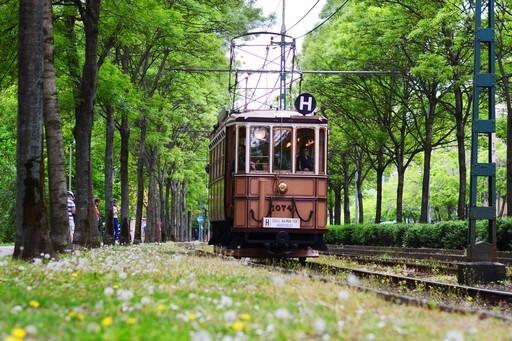 Júniustól szeptemberig nosztalgiajáratok közlekednek Budapesten | kép forrása: www.bkk.hu