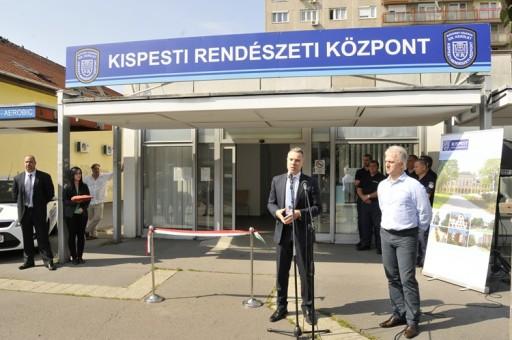 Várja a lakosokat a Kispesti Rendészeti Központ | kép forrása: www.kispest.hu
