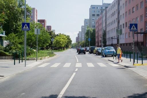 A BKK befejezte az óbudai úthálózat felújítását | kép forrása: www.bkk.hu