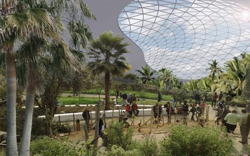 Már lehet pályázni a budapesti Pannon Park terveinek elkészítésére | kép forrása: www.budapest.hu