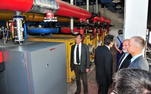 A főváros segítségével korszerűsítették a Pető Intézet fűtésrendszerét | kép forrása: www.budapest.hu