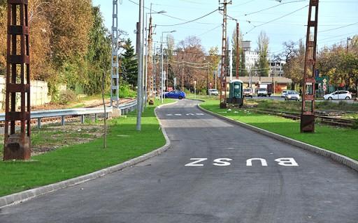Gyorsabb buszközlekedés Rákoskeresztúr és az Örs Vezér tere között | kép forrása: www.budapest.hu / Majtényi Mihály