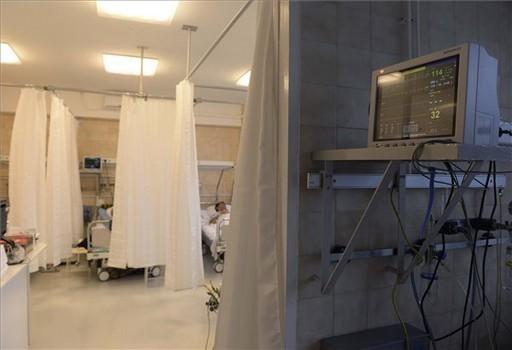 Átadták a Szent Margit Kórház felújított kardiológiai osztályát | kép forrása: MTI / Bruzák Noémi