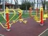 Megépült Óbuda új szabadtéri fitneszparkja, az idős korosztály számára | kép forrása: www.obuda.hu