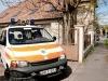 A felújítás idejére elköltöztette az önkormányzat Kispest mentőit
