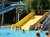 Római Strandfürdő - széles gyermekcsúszda
