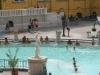 Széchenyi Gyógyfürdő és Uszoda - külső pihenő medence
