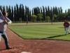 Felépült a nemzetközi szabványoknak megfelelő Óbudai Baseball Aréna