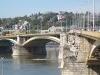 Csütörtökön kezdődik a Margit híd nyolc pillérszobrának helyreállítása | kép forrása: wikipedia.org
