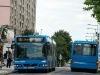 A BKV harmincnyolc Volvo busza kap hamarosan FUTÁR kijelzőket