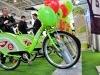Kipróbálhatják a Bubi kerékpárjait a 2014-es Bringaexpo látogatói | kép forrása: www.budapest.hu / Majtényi Mihály