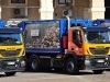 CNG-üzemű hulladékgyűjtő járműveket adott át Tarlós István | kép forrása: www.budapest.hu / Majtényi Mihály