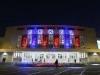 Diákok ötletei alapján szépül meg a fővárosi Erkel Színház homlokzata | kép forrása: MTI / Máthé Zoltán