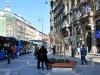 Tarlós István jelenlétében adták át a felújított Ferenciek terét | kép forrása: www.budapest.hu
