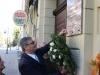 Gion Nándor vajdasági származású író kapott emléktáblát Kőbányán
