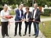 Felavatták a Zöldprogram keretében megújult Hunyadi teret Kispesten | kép forrása: www.gajdapeter.hu