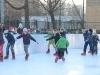 Különleges, műanyag felületű korcsolyapálya nyílt Óbudán | kép forrása: www.obuda.hu