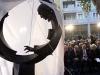 Solti György szobrát is felavatták a megújult Zeneakadémia átadóján | kép forrása: MTI / Beliczay László