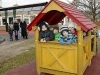 Több mint tíz újpesti óvoda kapott udvari játékokat | kép forrása: www.ujpest.hu