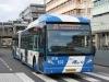 Huszonöt Van Hool New AG 300 típusú autóbusszal fiatalít a BKV | kép forrása: www.bkk.hu