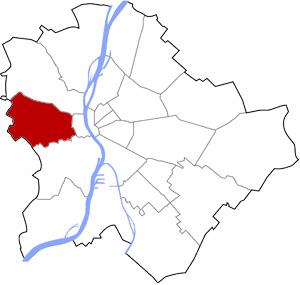 Budapest 12 elhelyezkedése a térképen
