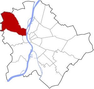 Budapest 2 elhelyezkedése a térképen